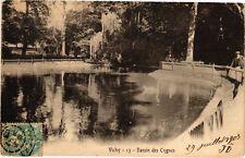 CPA Vichy-Bassin des Cygnes (266873)