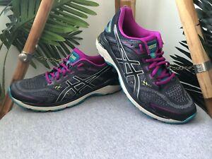 Asics GT 2000 Sneakers Women's Size US 9.5 Black Runners