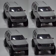 Jeep WJ grand Cherokee 1:9 Crawler Hard Body  313mm WB HPI Traxxas Axial Gmade