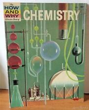 The How and Why Wonder Book of CHEMISTRY by Martin Keen 1961 Paperback Childrens