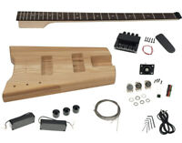 Solo SBBK-1 DIY Headless Bass Guitar Kit