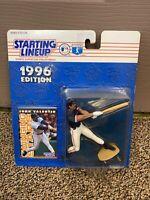 1996 STARTING LINEUP JOHN VALENTINE ACTION FIGURE BASEBALL MLB BOSTON RED SOX