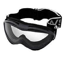 Bike IT WSG Niños Childrens MX Quad Motocross Goggles Negro One Size BC25961 T