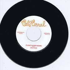 BILLY MIZE - PLANET NAMED DESIRE (Hot Desperate Rock 'n' Roll & ROCKABILLY)