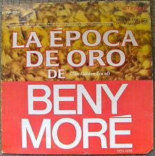 Beny More La Epoca De Oro V1 Bolero Guaracha RCA 1968 NMINT