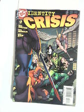IDENTITY CRISIS n° 3 ( DC Comics ) 2004 Cover by Michael Turner.