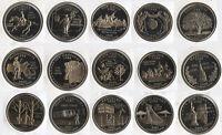 1999 - 2003 State Quarter Proof Coin Set - San Francisco Mint - BA903