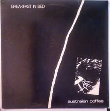 BREAKFAST IN BED Australian Coffee LP Boston New Wave Synth Private Press 1982