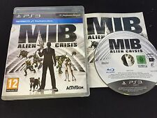 PS3 : MIB alien crisis