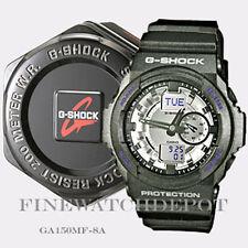 Authentic Casio G-Shock Men's Black Classic Series Digital Watch  GA150MF-8A