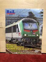 DVD Rail Passion / DE MODANE A TURIN ORBASSANO BB 36300 SFI  - DVD N°149