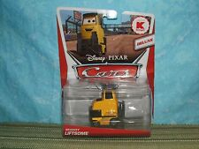 Disney Pixar Cars 2: Muggsy Liftsome (Deluxe NIP) K-Mart Exclusive