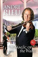 ANDRE RIEU MAGIC OF THE WALTZ DVD 2016