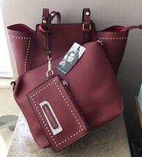 """Kathy Ireland"" 3 In  1 Handbag (Large), Pouch (Handbag Medium) Wallet (Wristlet"