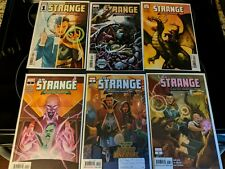 Marvel Comics 2019 Dr. Strange Surgeon Supreme Set Issues 1-6, mint first prints