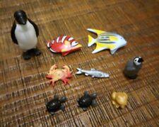 PLAYMOBIL ANIMAUX tortue de mer - monde sous-marin poisson pingouin grenouille