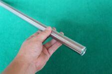 """24mm Dia Titanium 6al-4v round bar .944"""" x 59"""" Ti Gr.5 Rod Grade 5 metal 1pcs"""
