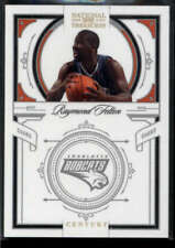 Raymond Felton 5/5 2009-10 Panini National Treasures Century Gold #91 Bobcats