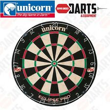 Unicorn Eclipse PRO PDC Approved Dart Board Highest Quality - 79403