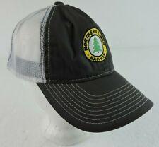 Northern Lines Railway Mens Snapback Mesh Baseball Hat Cap