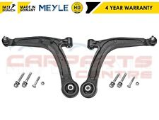 FOR FIAT 500 500C ABARTH 07- FRONT LOWER LEFT RIGHT SUSPENSION WISHBONE ARM ARMS