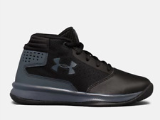 [1296010-001] Under Armour Boys' Ua Jet 2017 Basketball Shoes, Black, 11K