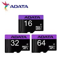 ADATA Premier microSD 16GB 32GB 64GB SDHC/SDXC Memory Card + Adapter for Phone