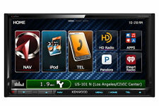 Kenwood DNX892 Double Din Audio Video Navigation System w/ Bluetooth & HD Radio
