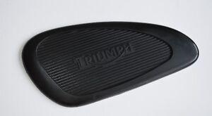 Triumph Left Knee Pad Fuel Tank