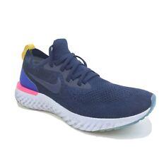 Nike Epic React Flyknit Men's Running Shoe AQ0067-400 Size 8 1/2