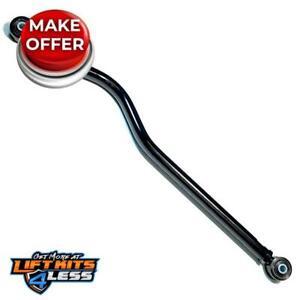 Superlift 5770 Reflex Adjustable Front Track Bar for 2007-2018 Jeep Wrangler JK