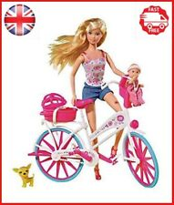 Simba 29Cm Steffi Love Bike Tour Doll