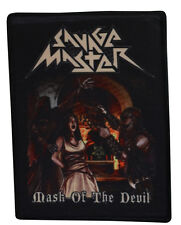 Savage Master Mask of the Devil Patch - 10 x 13 cm - 163560