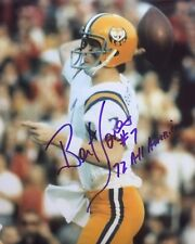 BERT JONES LSU TIGERS BALTIMORE COLTS AUTOGRAPHED SIGNED 8X10 72 ALL AMERICAN