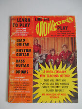 The Monkees Learn to play like the Monkees