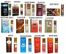 8ML-CHOOSE ANY 3(PACK OF3)-Non alcoholic-Perfume oil-Attar-From FRAGRANCE SEARCH