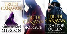 Traitor Spy Trilogy Series Collection Set Books 1-3 by Trudi Canavan Brand New