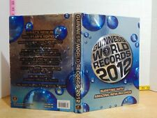 Guinness World Records 2012 Hardcover