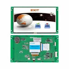 7 Hmi Readable Stone Tft Lcd Module With Touch Screen Display