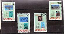 Vanuatu Sello sobre sello serie del año 1990 (CL-841)