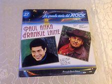 "LA GRANDE STORIA DEL ROCK 27 (LP) ""PAUL ANKA / FRANKIE LAINE"" [IT / 1981]"