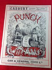 Vintage : PUNCH Magazine : 19th June 1946