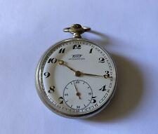 Tissot Pocket Watch - Argentan - Vintage - Caliber 43
