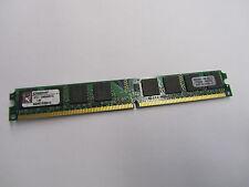 Kingston PC-5300 1 GB DIMM 667 MHz DDR2 Memory  Low Profile