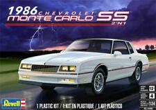Revell 1986 Monte Carlo 1/24 85-4496 Modèle Plastique Kit