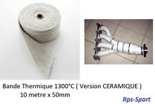 10M BANDE ISOLANT ECHAPPEMENT THERMIQUE 1300°C TOYOTA PICNIC (_XM10)