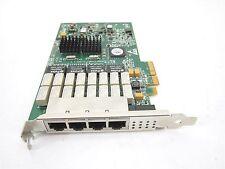 SILICOM QUAD PORT GIGABIT ETHERNET PCI-E BYPASS SERVER ADAPTER - PEG4BPI-SD-ROHS