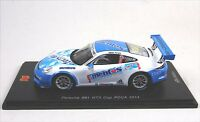Porsche 991 GT3 Cup (Mentos) No.88 Egidio Perfetti - PCCA 2014