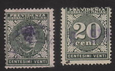 1926 Italy, Social security Journalists, 20 C, Revenue stamp, Used
