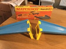 Vintage 1970's Matchbox Superfast SF-13 Space Leap Pack Boxed